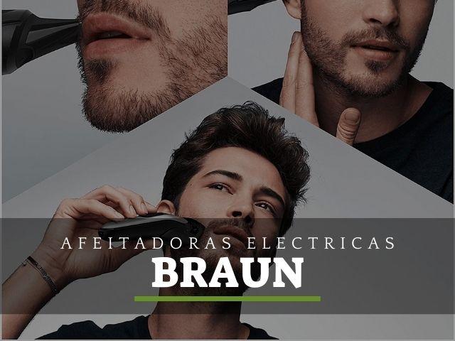 las mejores afeitadoras electricas braun
