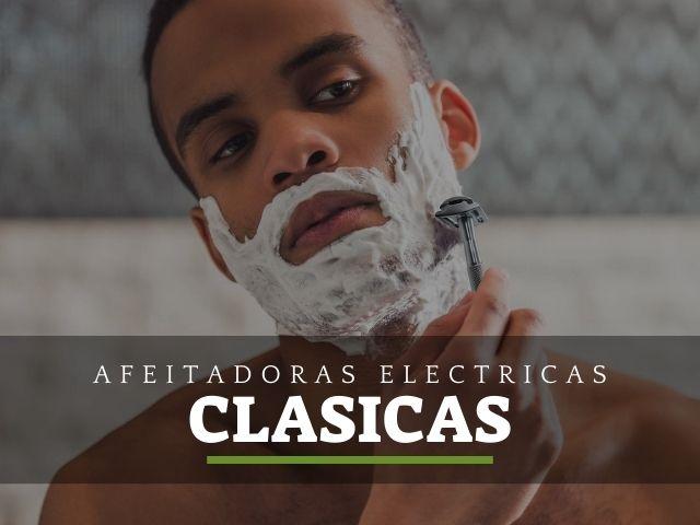 las mejores afeitadoras electricas clasicas