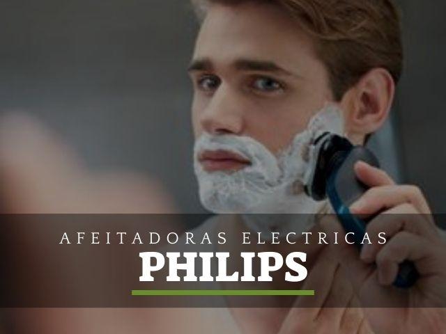 las mejores afeitadoras electricas de philips